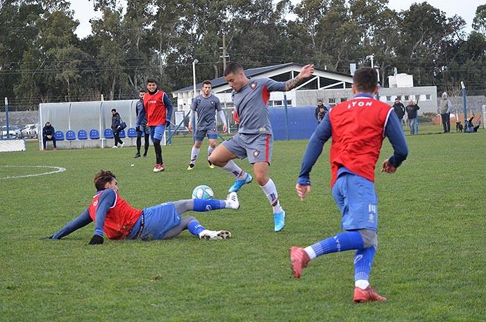 Círculo Deportivo disputó un amistoso ante Alvarado