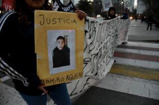 Caso Ramiro Agüero: del reclamo familiar a una causa por homicidio simple