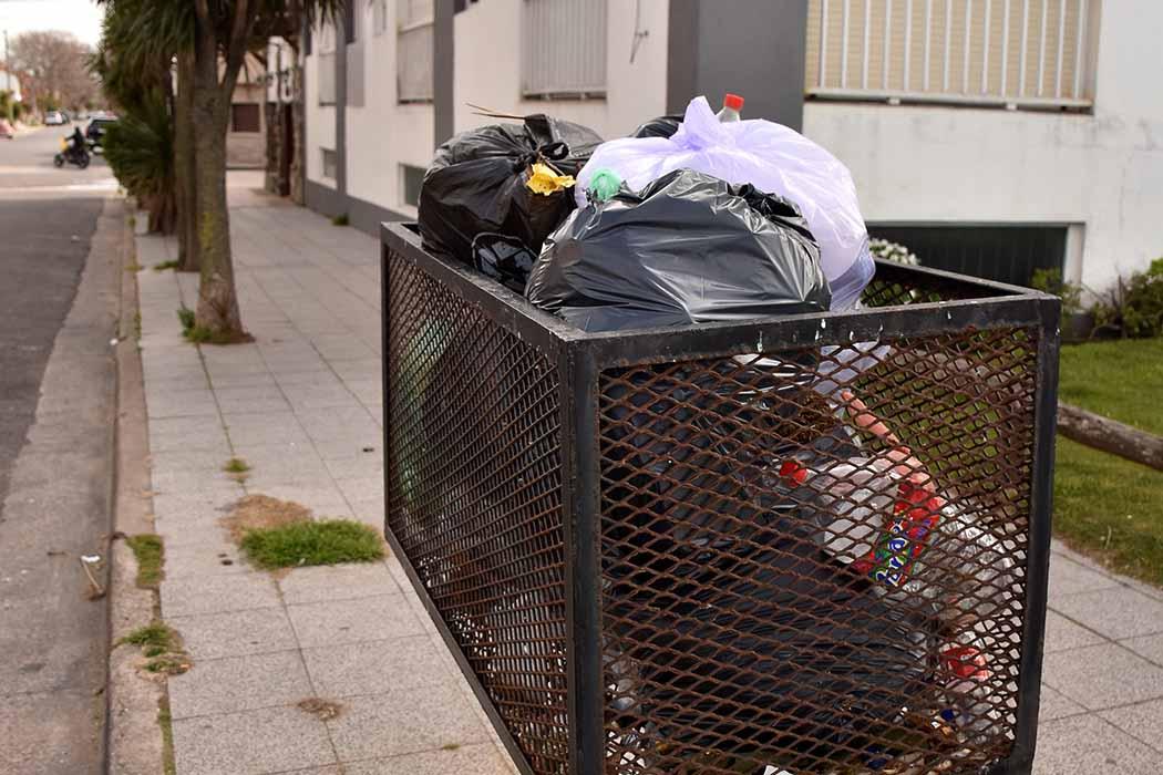 Continúa el corte en el basural y sigue interrumpida la recolección de residuos