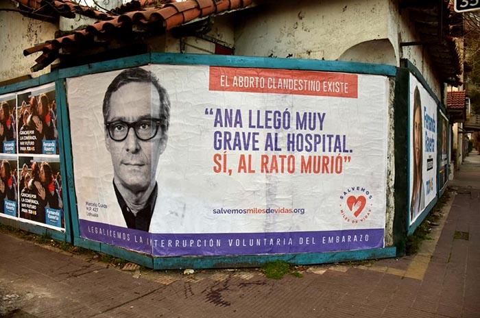 SALVEMOS MILES DE VIDAS ABORTO CAMPAÑA MEDICOS 01