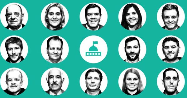 En Mar del Plata, 14 precandidatos y una interna