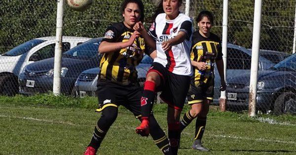 Fútbol femenino: Aldosivi, Urquiza y San José siguen arriba en Primera