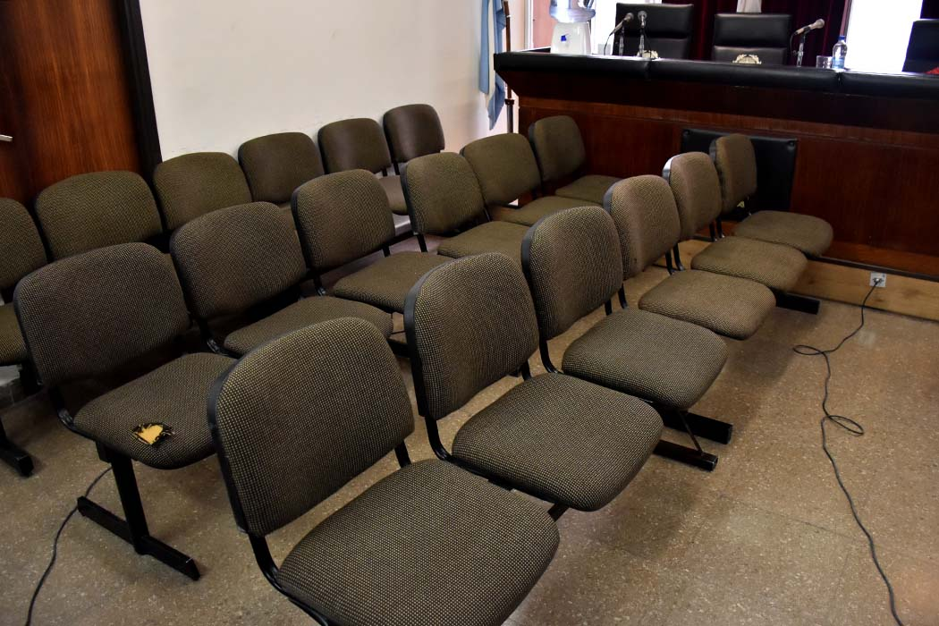 Sin reapertura de paritarias, judiciales anuncian un nuevo paro