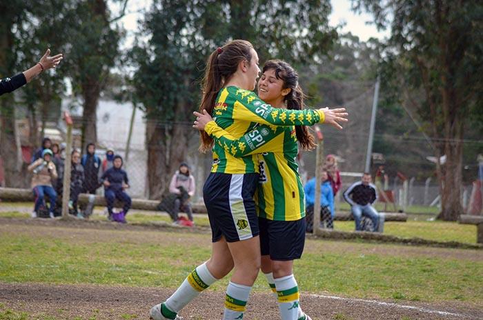 Fútbol femenino: se disputó la tercera fecha del Torneo Oficial