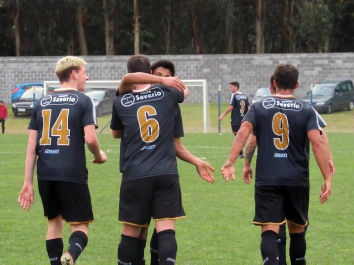 Fútbol local: Nación se acercó a Kimberley y Urquiza alcanzó a Quilmes