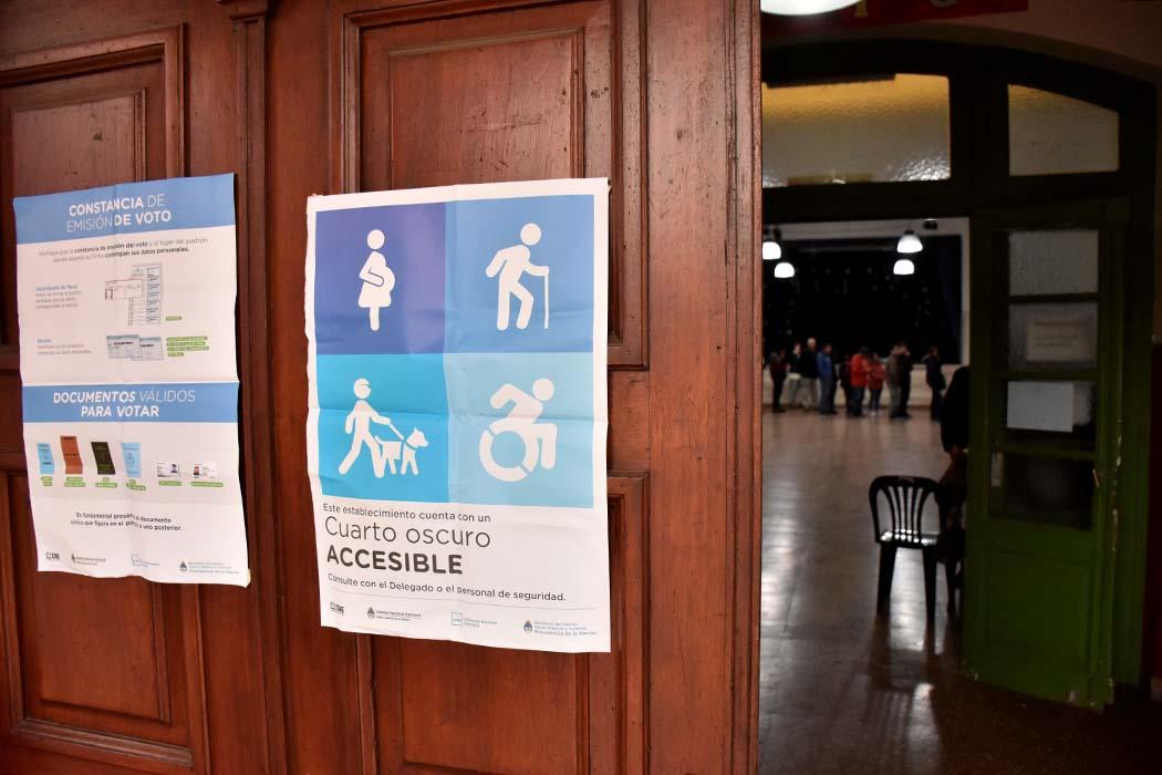Todo lo que hay que saber sobre el voto accesible en las PASO
