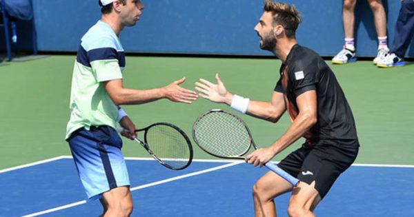 Zeballos y Granollers clasificaron a las semifinales del Argentina Open