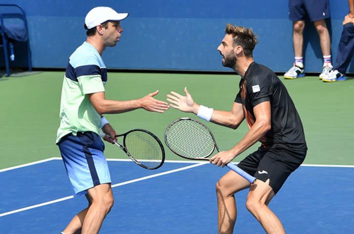 Zeballos y Granollers, a octavos de final del US Open