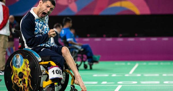 Boccia: Mauricio Ibarbure disputará su sexto Juego Paralímpico consecutivo