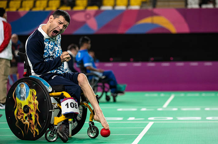 Los atletas paralímpicos argentinos podrán retomar los entrenamientos