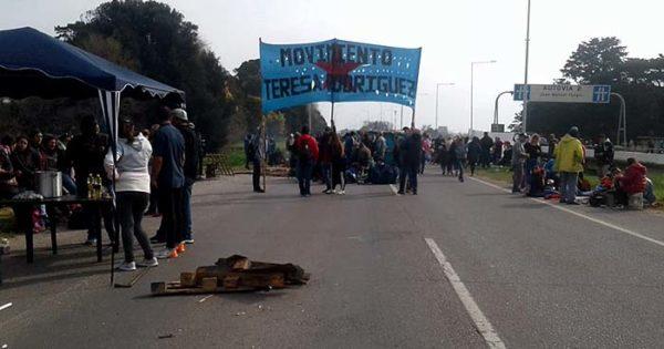 Miércoles de protestas: cortes y reclamos en las rutas 2 y 88