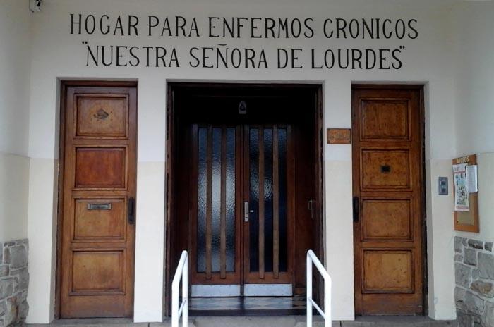 """El Hogar de la Gruta de Lourdes, en crisis: """"La situación es insostenible"""""""