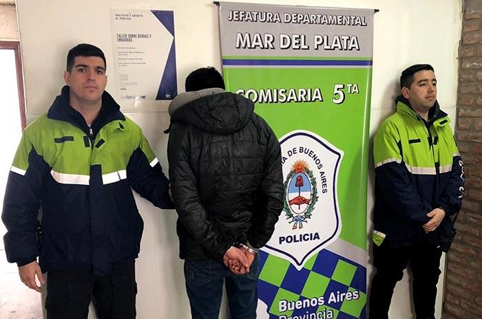 Realizaron un allanamiento y encontraron un desarmadero: un detenido