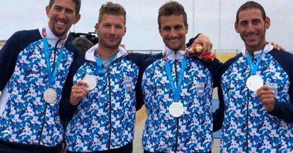 Lima 2019: Cristian y Brian Rosso sumaron una medalla de plata