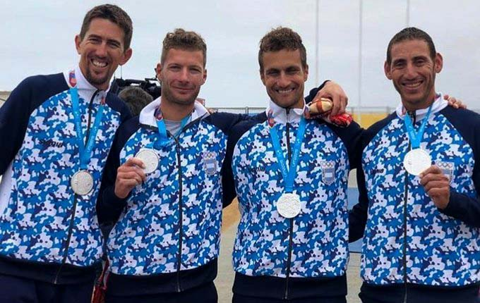 Por un caso de doping en Lima 2019, asignaron una medalla de oro a Cristian y Brian Rosso