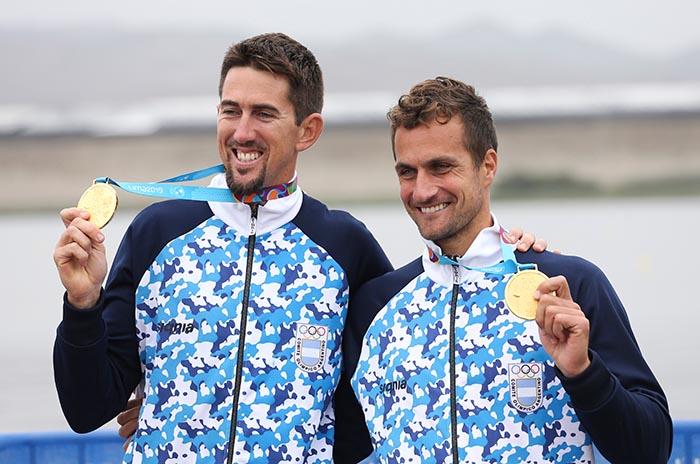 Remo: Cristian Rosso busca clasificar a los Juegos Olímpicos de Tokio