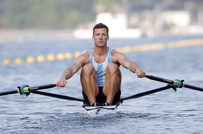 Una sanción deja a Brian Rosso sin los Juegos Olímpicos de Tokio 2020