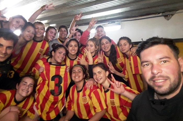 talleres prensa talleres futbol femenino