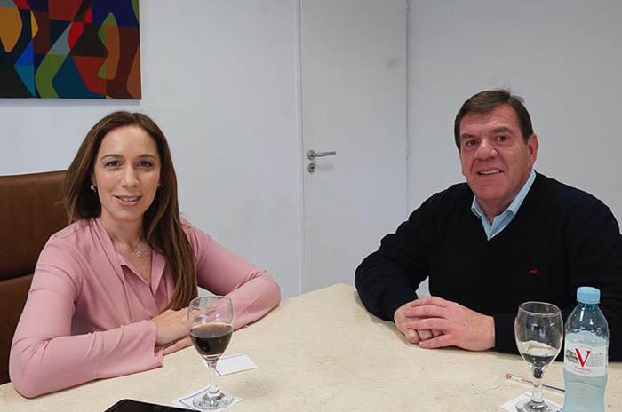 """Montenegro sobre Vidal: """"Siente la ciudad como nadie"""""""