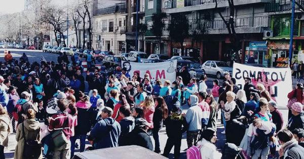 """Protestas por el salario mínimo: """"El panorama es muy preocupante"""""""