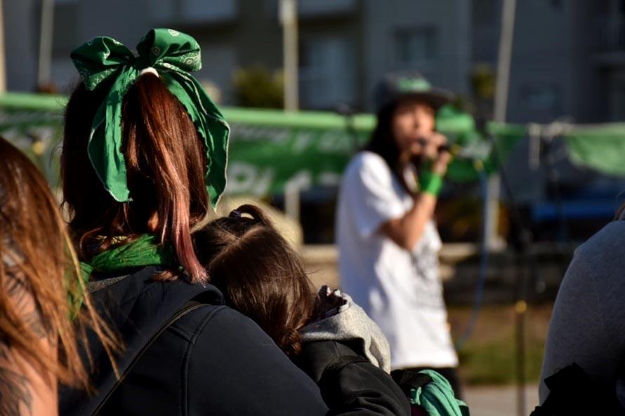 Desde Mar del Plata, un grito global por el aborto legal, seguro y gratuito