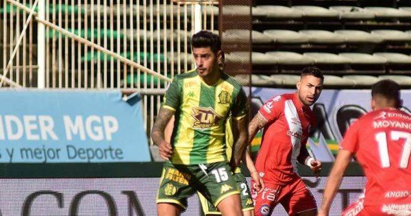 Román Martínez sufrió la rotura de meniscos y no jugará hasta el 2020