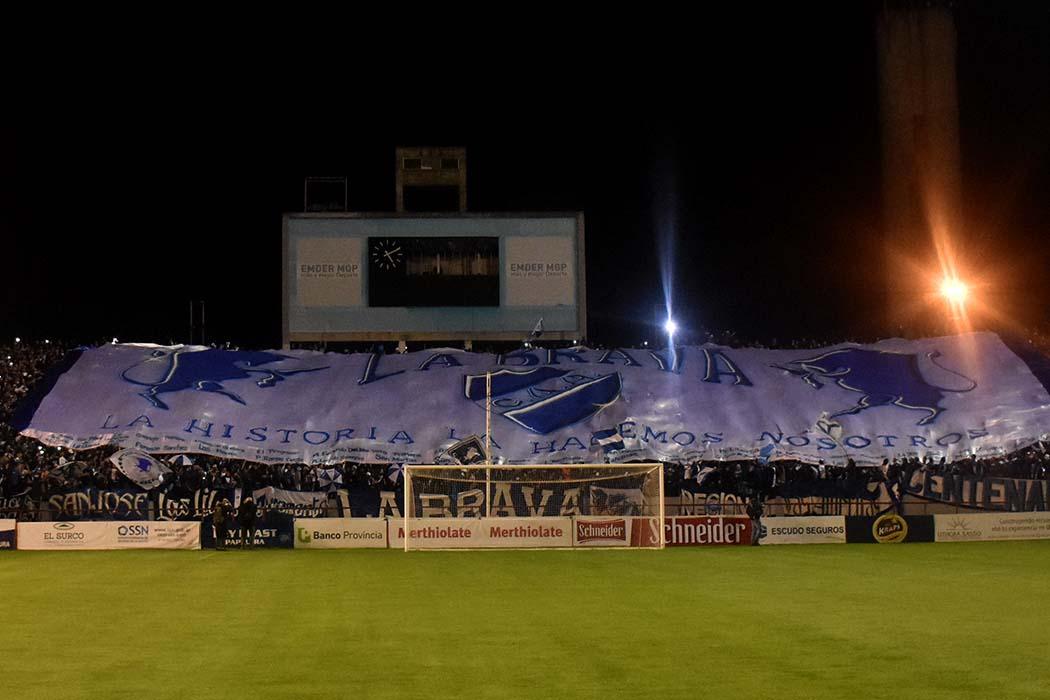 Alvarado y una temporada que estuvo a la altura de la Primera Nacional