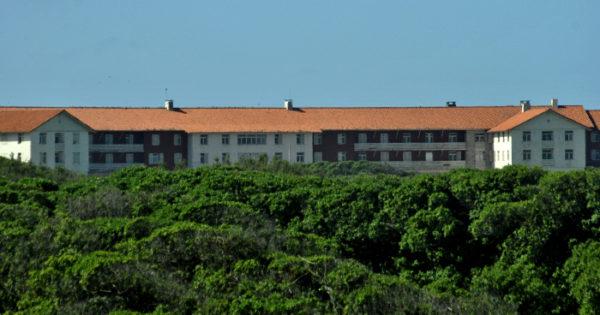 El gobierno le entrega a Gendarmería dos hoteles del complejo de Chapadmalal