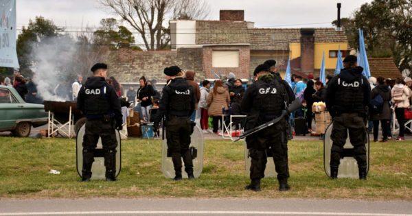 """Patricia Bullrich y las protestas: apuntó contra el """"desorden permanente"""""""