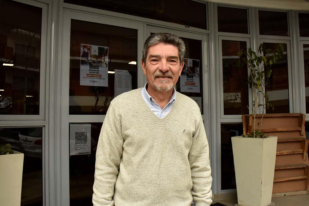 """Darío Ocampo: """"Siempre creímos necesario generar esta tercera vía"""""""