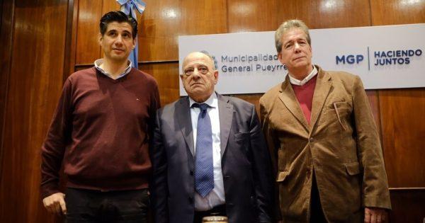 """Asumió Osorio y dijo que buscará cambiar """"la imagen de confrontación"""""""