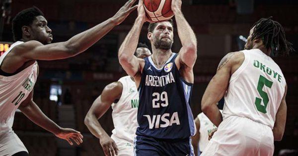Argentina le ganó a Nigeria y tiene un pie en la segunda fase