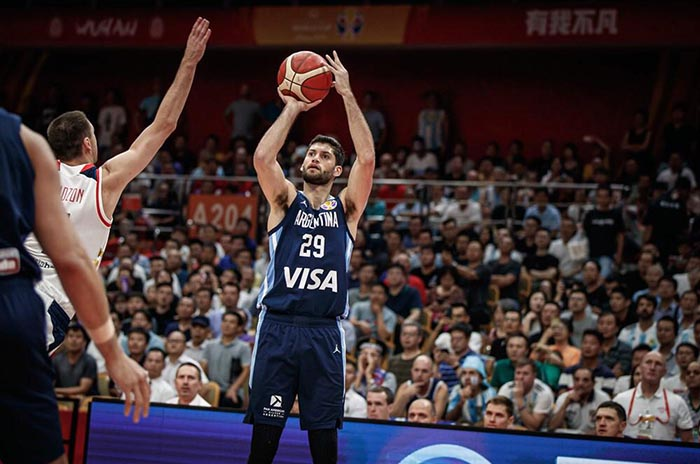 Básquet: Argentina venció a Rusia y culminó primera en su grupo