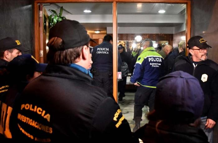 HOMICIDIO POLICIA CIENTIFICA DDI INVESTIGACIONES  MORGUERA  (3)