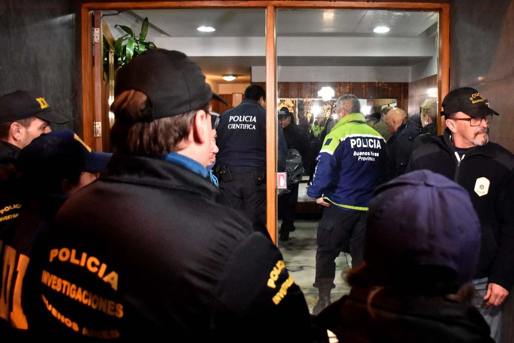 Caen otros dos implicados y hay tres detenidos por el crimen de la portera