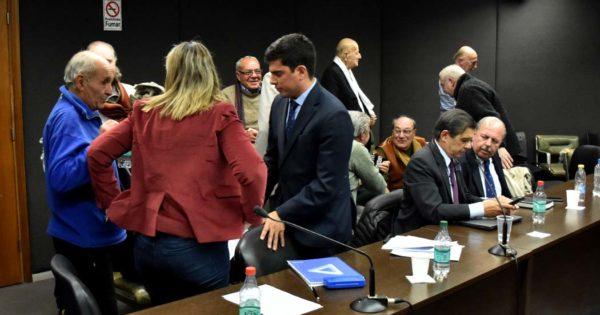 Monte Peloni: 5 perpetuas, otros 8 condenados y 10 absueltos