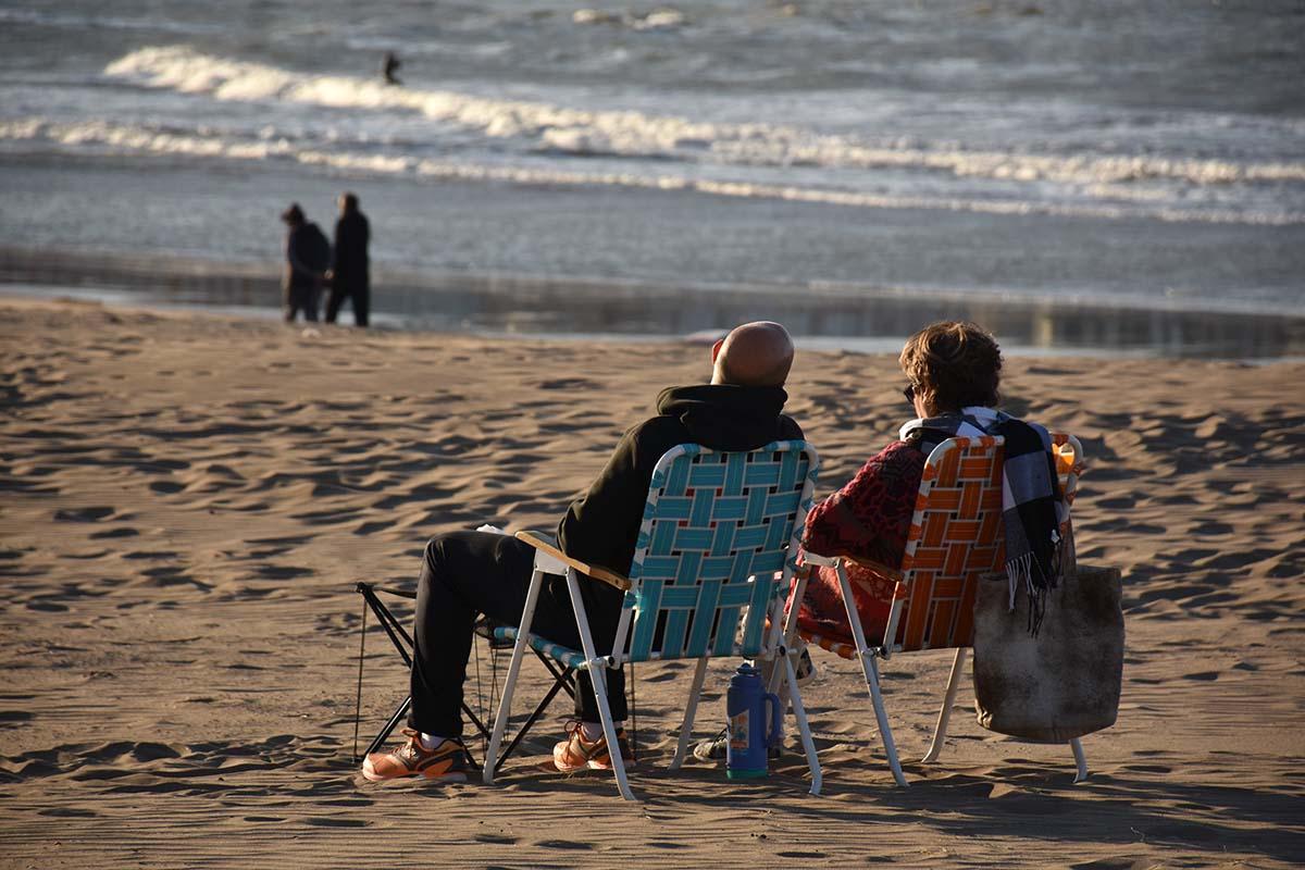 Por el fin de semana largo, 132 mil turistas pasaron por Mar del Plata