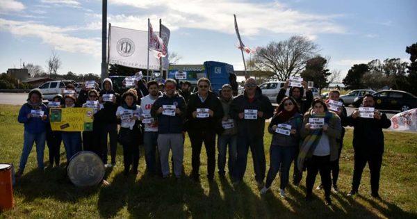 Ante la llegada de Macri, casineros reclamaron pases a planta permanente