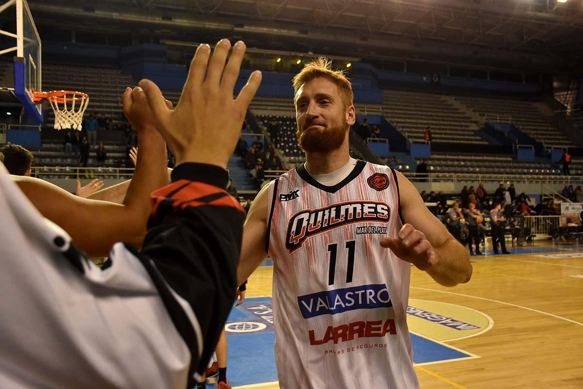 Quilmes conoce los rivales y sede para la Conferencia Sur de la Liga Argentina
