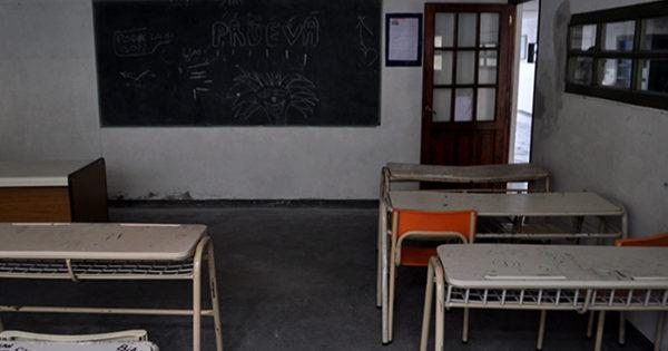 """Educación: primer cuatrimestre sin calificaciones pero con """"valoración pedagógica"""""""