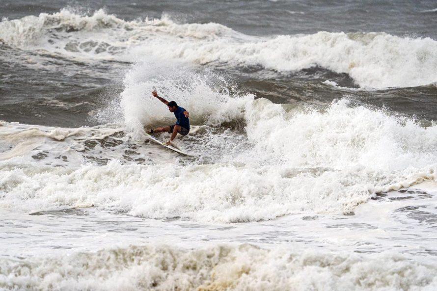 Santiago Muñiz finalizó decimocuarto en el Mundial de Surf