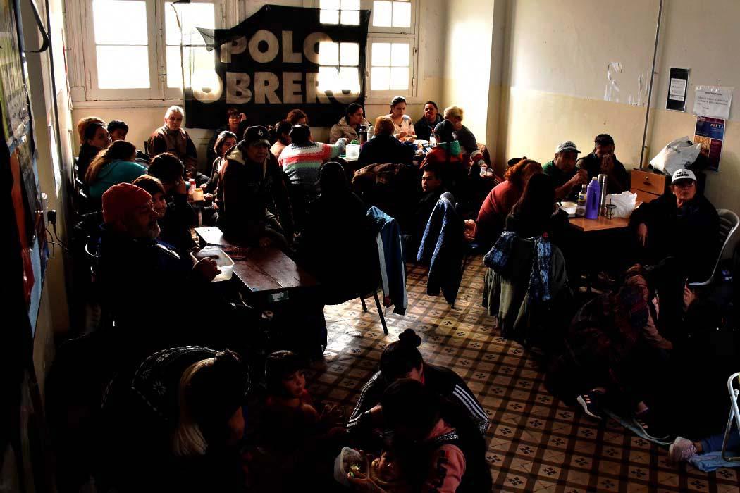 Después de 36 días, se levantó la toma en Desarrollo Social de Nación