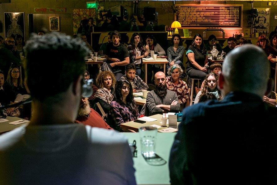 Un seminario y un documental sobre el escritor Haroldo Conti