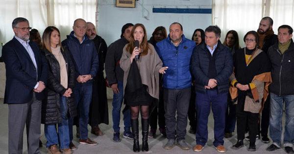 En medio de la crisis y los reclamos, Vidal anunció medidas
