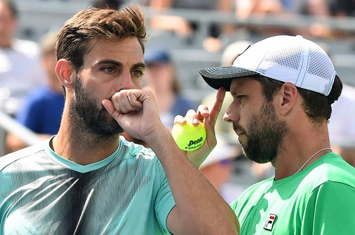 Horacio Zeballos accedió a los cuartos de final del US Open