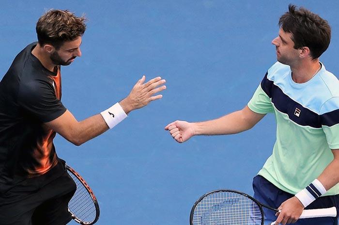 Horacio Zeballos, quinto en el ranking y a semifinales del US Open