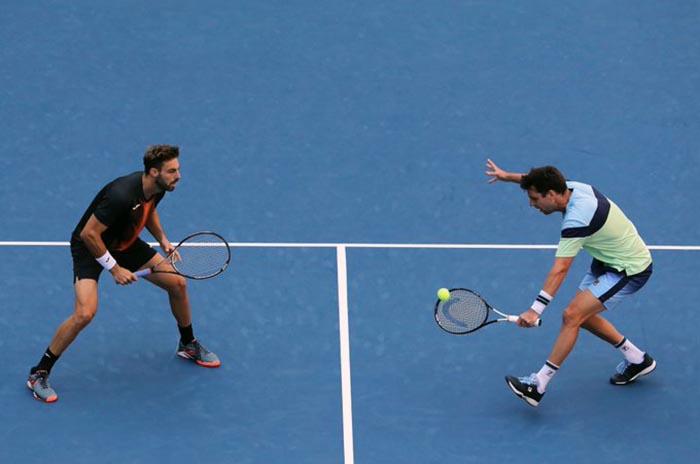 US Open: Horacio Zeballos no pudo quedarse con el título