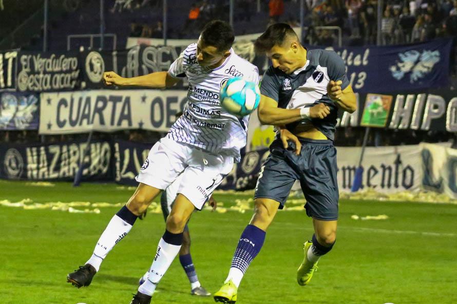 Alvarado reaccionó, pero vuelve de Mendoza con las manos vacías