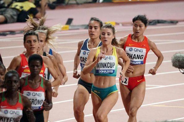 Por la nueva fecha de los Juegos Olímpicos, el Mundial de Atletismo pasó para 2022