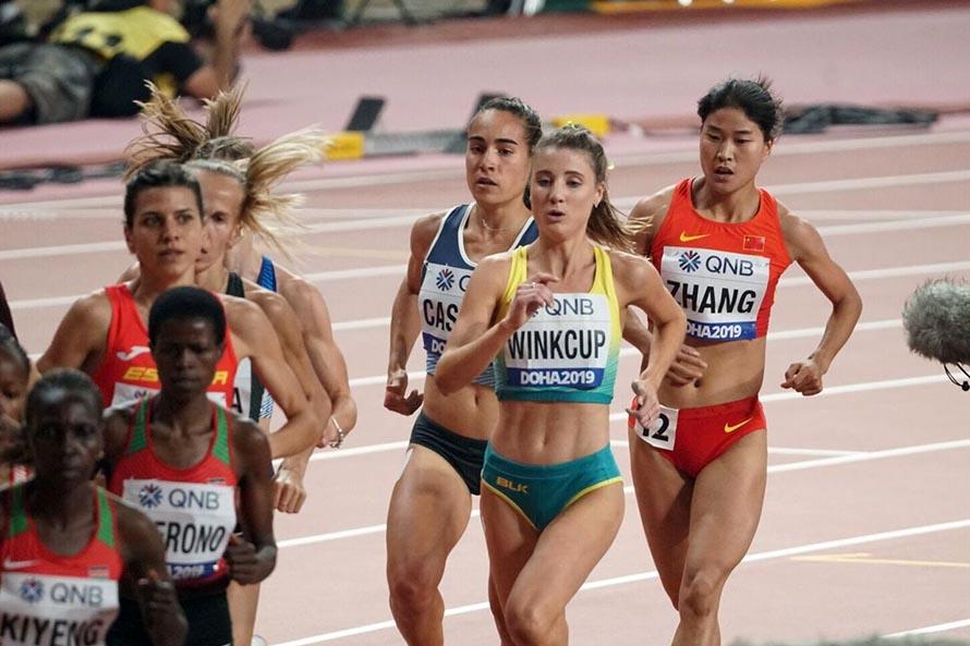 Mundial de Atletismo: Casetta no pudo meterse en la final